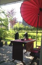 Moderne Gartengestaltung nach Feng Shui